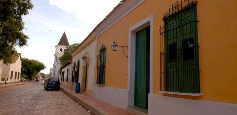 Fachada de la Casa de la Diversidad Cultural Estado Lara.