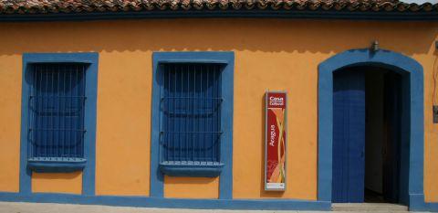 Fachada de la Casa de la Diversidad Cultural Estado Aragua.