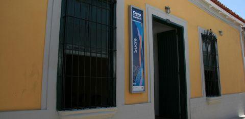 Vista de la Casa de la Diversidad Cultural del Estado Sucre.